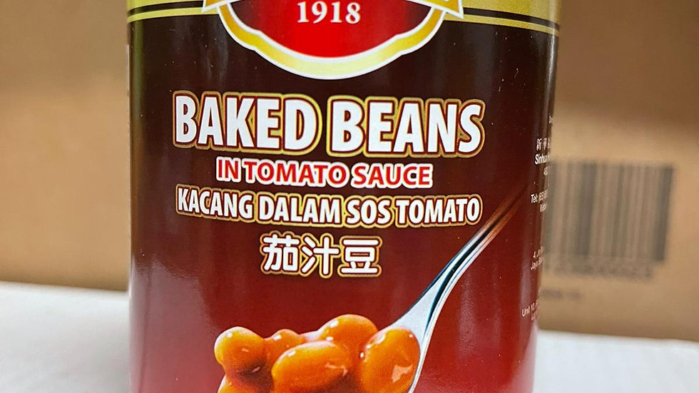 Baked Beans   Western Mania