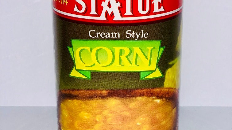 Cream-Style Corn | Statue