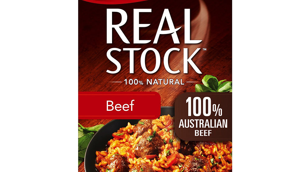 Real Beef Stock | Campbell