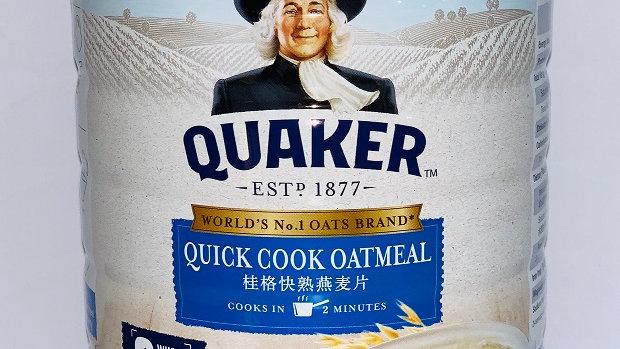 Cereals Quick Cook Oatmeal | Quaker