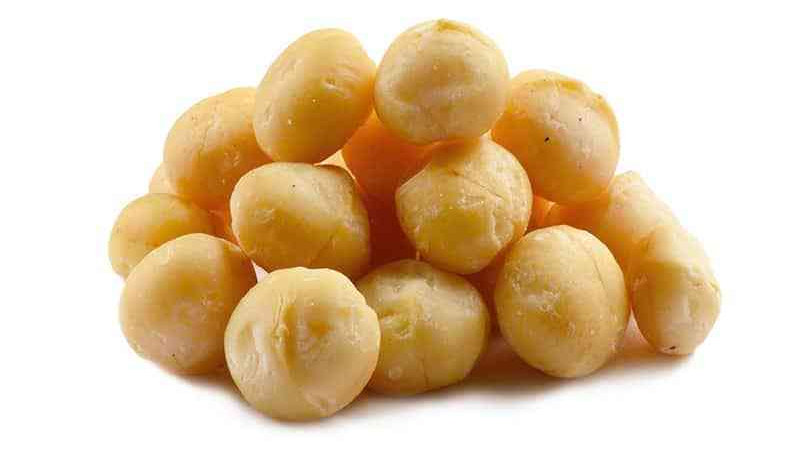 Macadamia Nuts: Whole