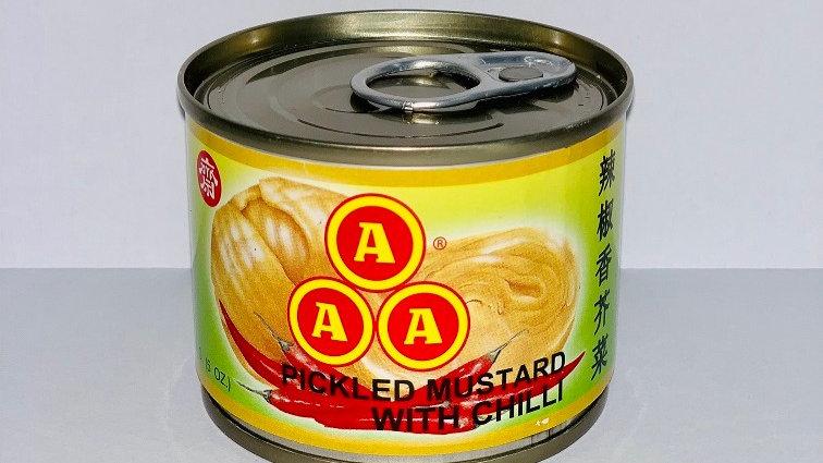 Pickled Mustard w/Chilli| AAA