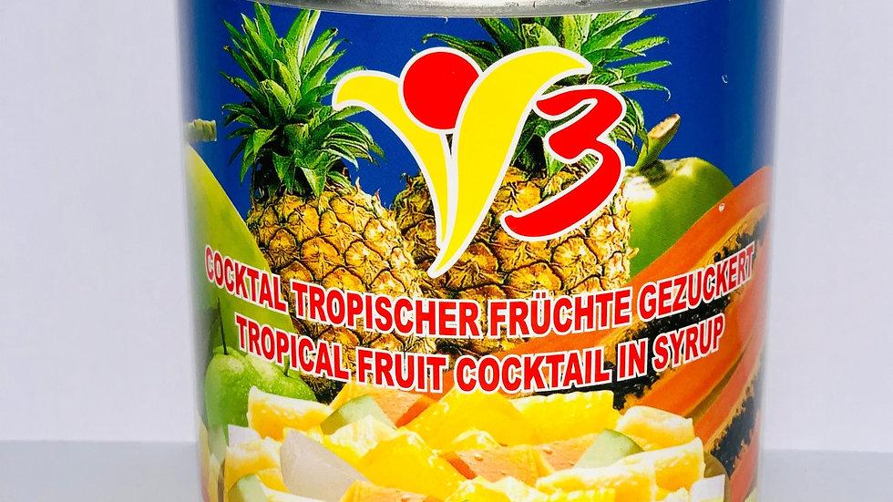 Tropical Fruit Cocktails  | V3