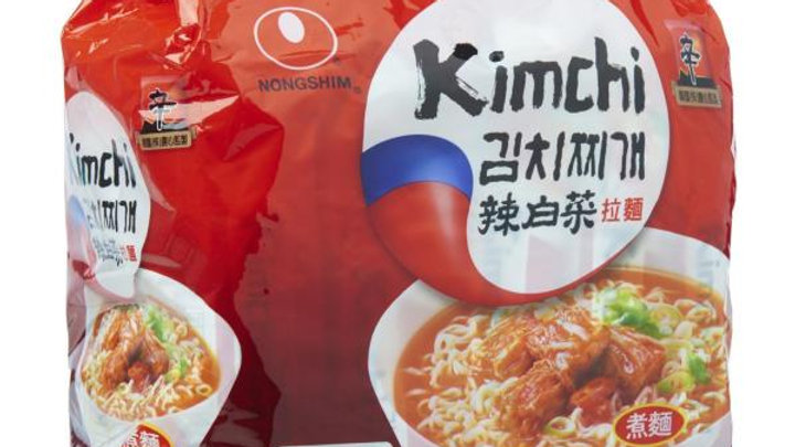 Kimchi Ramen   Nong Shim