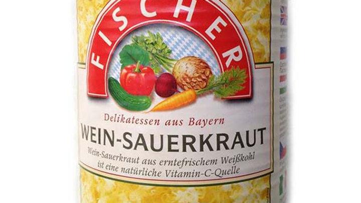 Sauerkraut    Fischer Wine