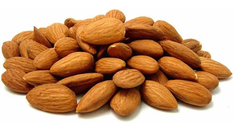 Almond Nut Raw with Skin