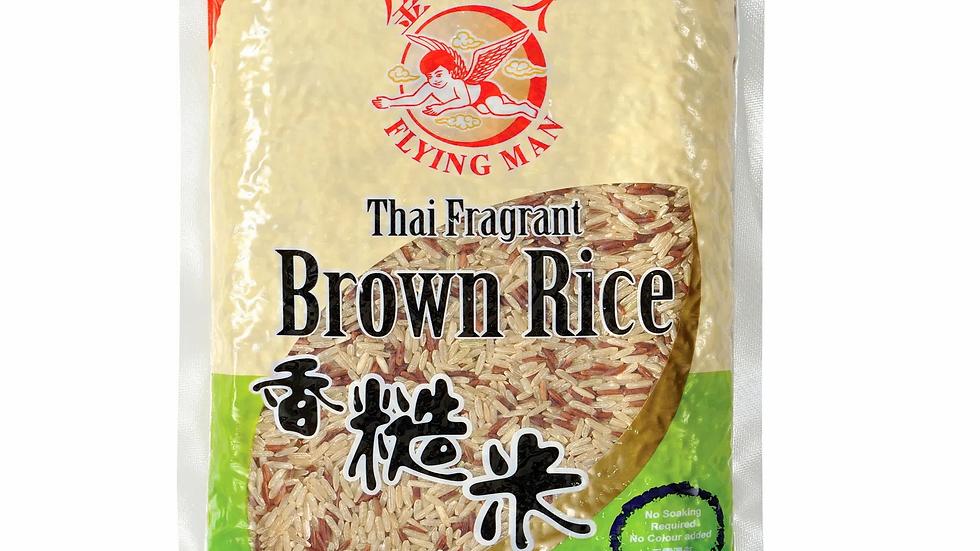 Brown Rice | Flying man 1KG