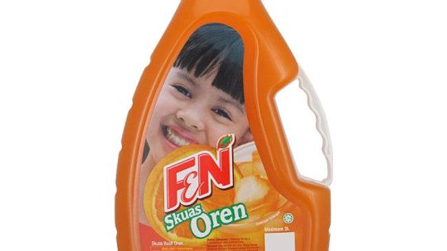 Orange Cordial  | F&N