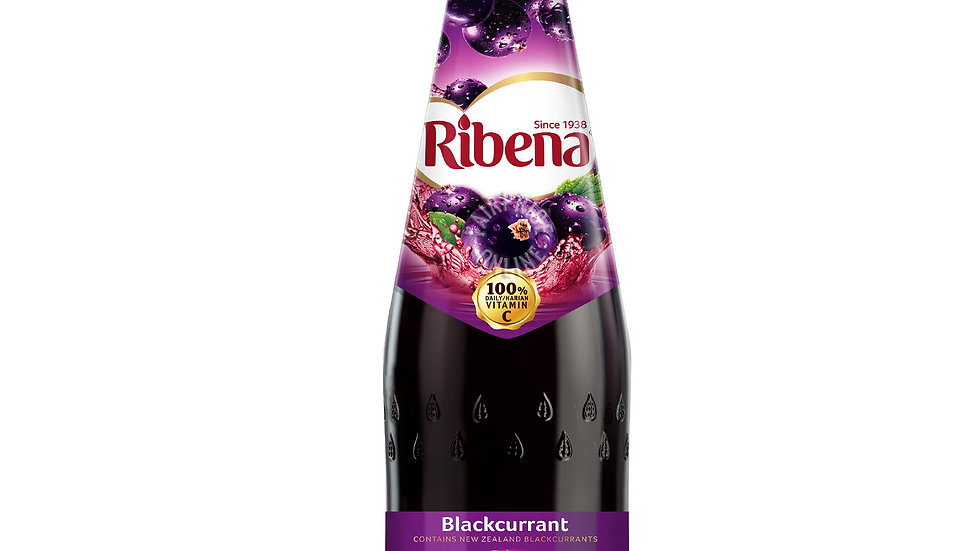 Ribena Blackcurrant Cordial | Regular