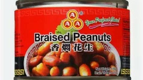 Braised Peanuts | AAA