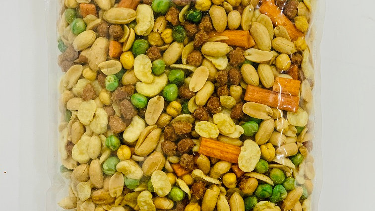 Roasted Mixed Nuts | Camel