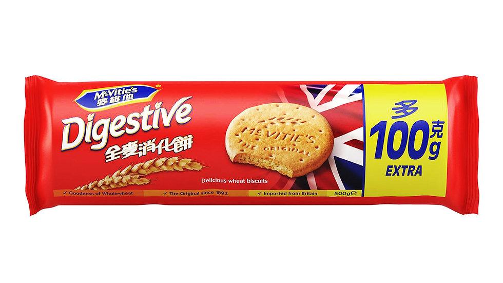 Digestive Biscuits | Mcvit