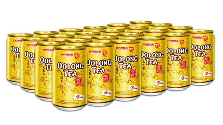 Oolong Tea Canned | Pokka