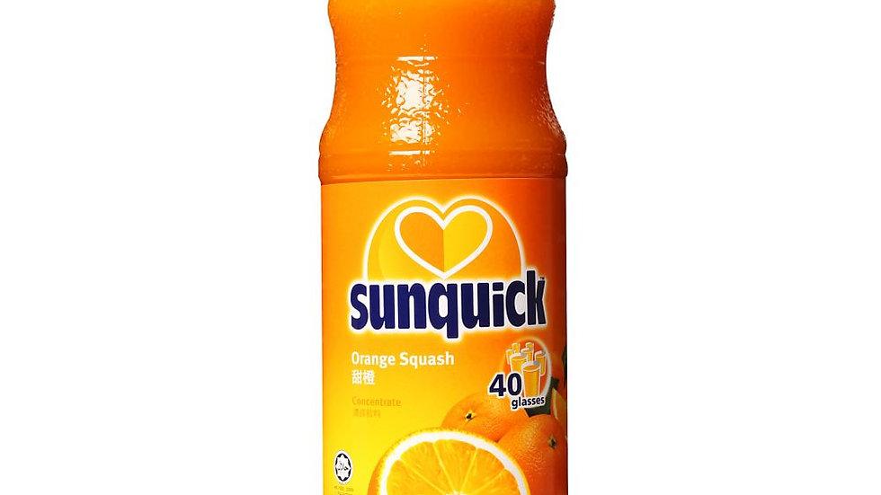 Orange Squash Concentrate | Sunquick