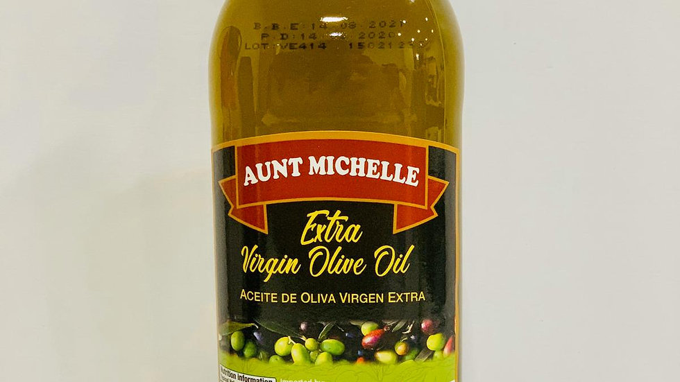 Extra Virgin Olive Oil | Aunt Michelle