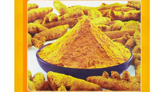 Powder Turmeric	| Baba's