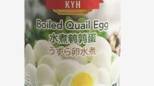 Boiled Quail Egg | KYH
