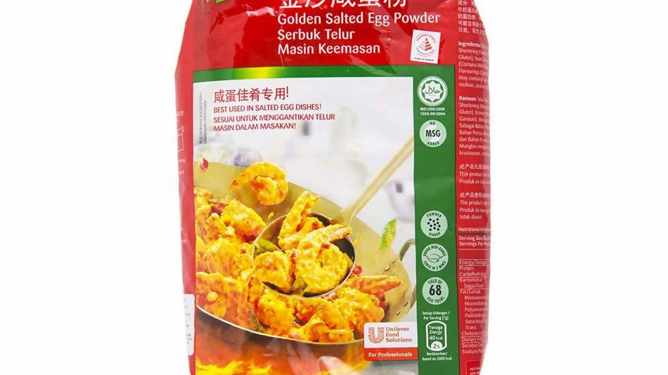 Golden Salted Egg Powder  | Knorr