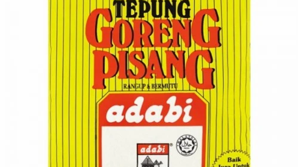 Tepung Goreng Pisang Powder | Adabi