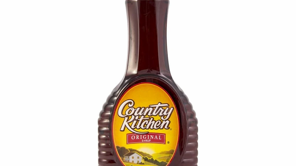 Country Kitchen Syrup  | Log Cabin