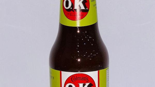 OK Fruitty Sauce | Colman's