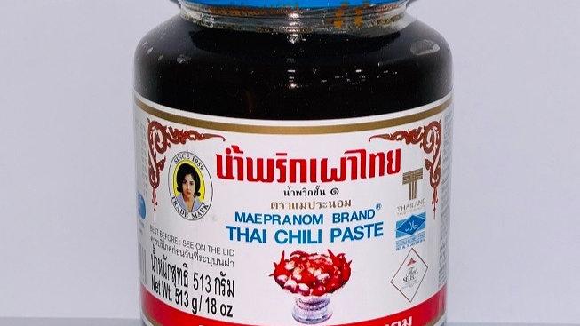 Paste Chilli Thai in Oil | MaePradom