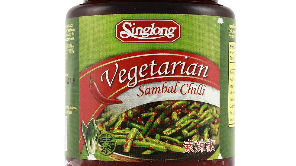 Vegetarian Sambal Chilli | Sing Long