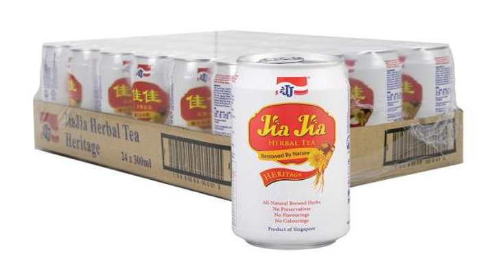 Jia Jia Herbal Tea | JJ