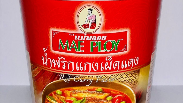 Paste Curry Thai: Red | MaePloy