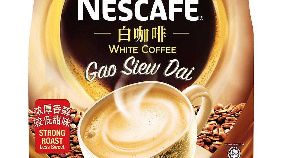 White Coffee GaoSiewDai | Nescafe