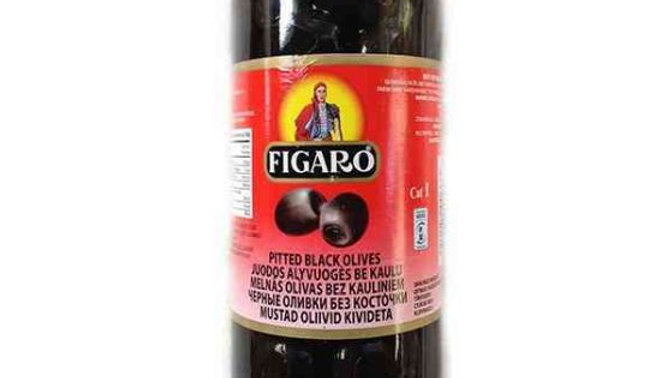 Black Pitted Olives | Figaro