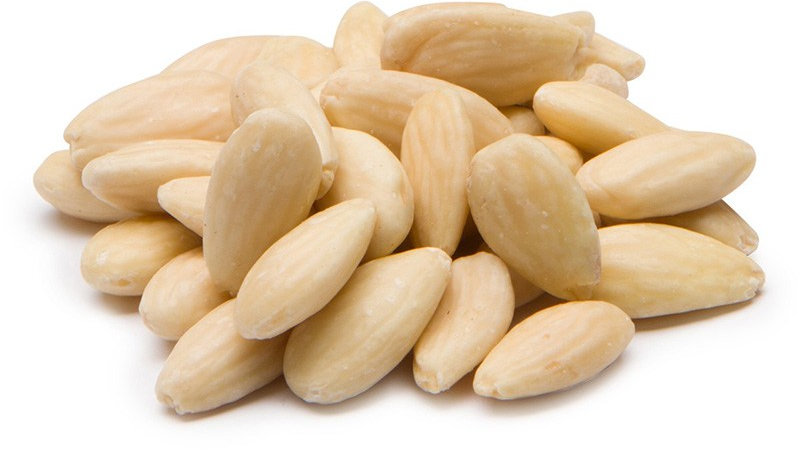 Almond Nut Blanched (Skinless)