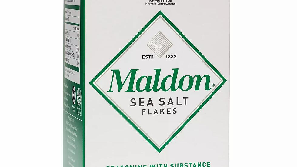 Sea Salt Flakes | Maldon