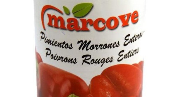 Red Pimiento Whole | Marcove