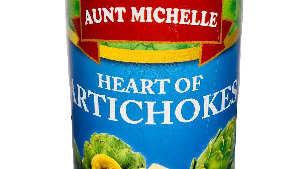Artichoke Hearts | Aunt Michelle