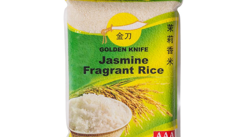 Fragrant Rice   Golden Knife 5KG