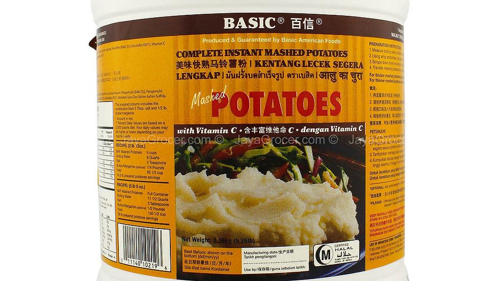 Mashed Potatoes Powder   Basic
