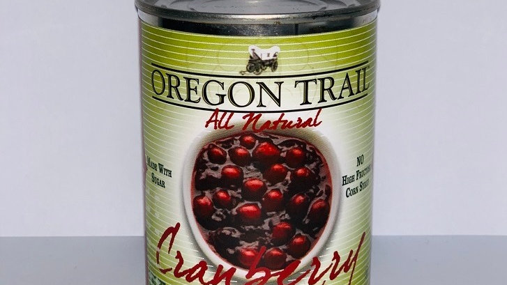 Cranberry Sauce | Oregon Trail