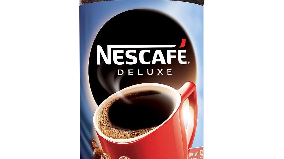 Nescafe Coffee   Deluxe