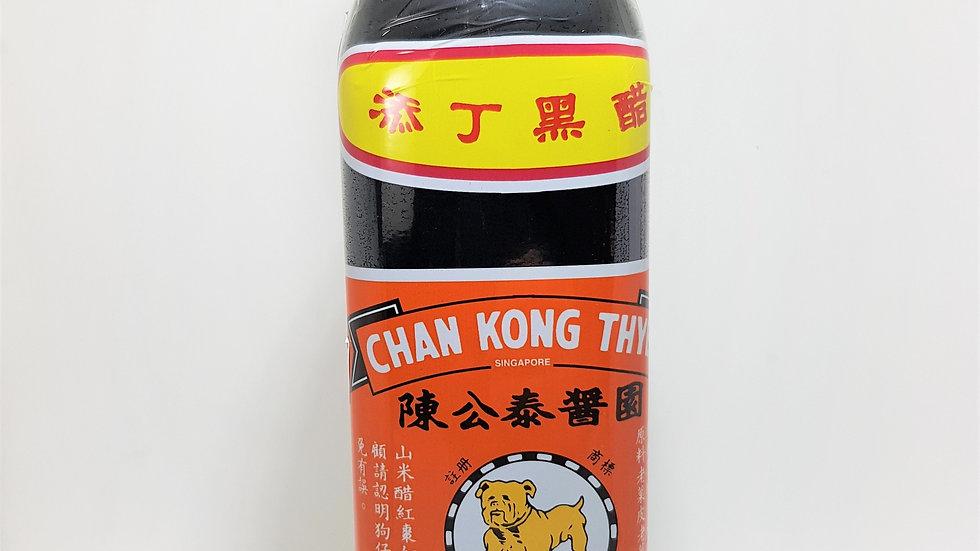 Black Sweet Rice Vinegar | ChanKongThye