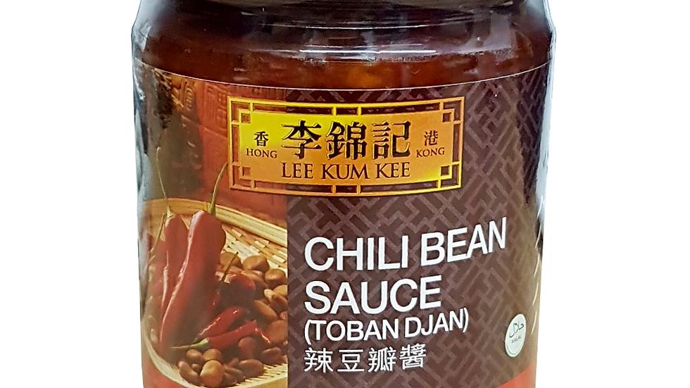 Chilli Bean Sauce (Toban Djan) | LeeKumKee