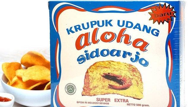 Prawn Crackers Indonesia (Large) |Aloha