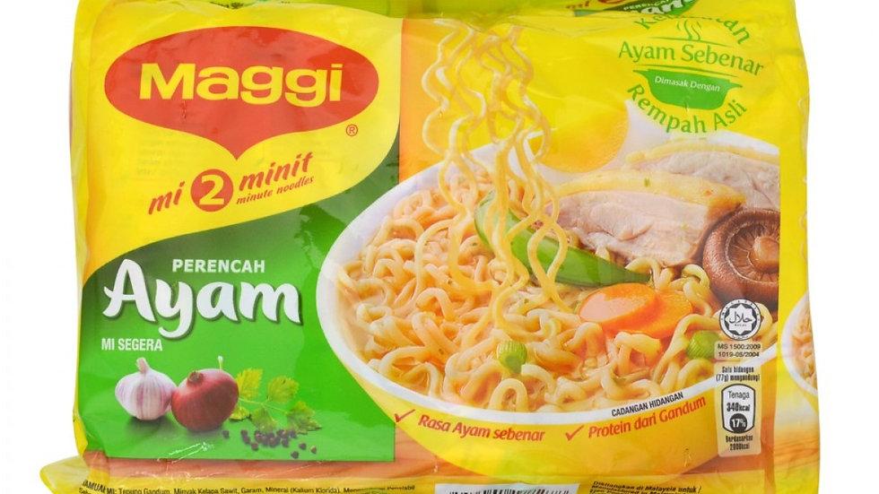 Noodles Instant: Chicken Fav | Maggi Mee
