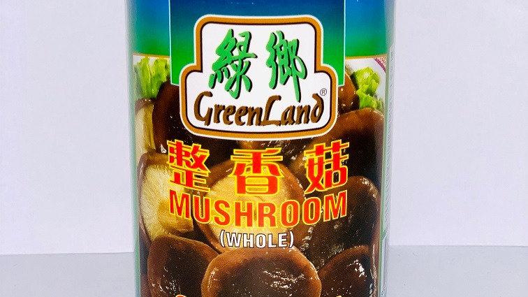 Shiitake Mushrooms (Poku) | Greenland