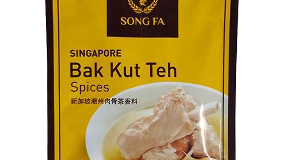Spices Bak Kut Teh	 | Song Fa