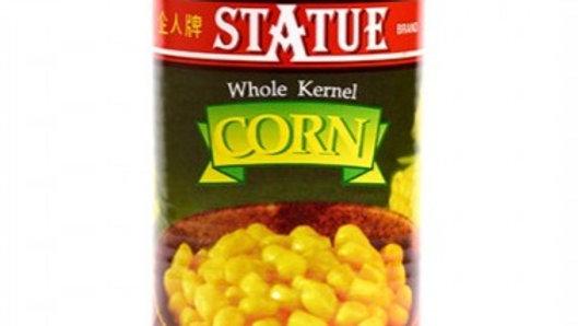 Whole Kernel Corn | Statue
