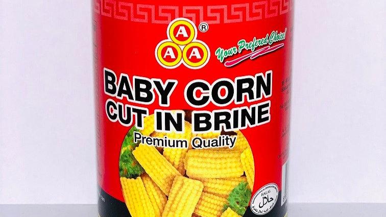 Young Corn Cut   AAA