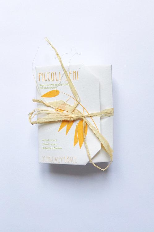 Bagnoschiuma solido da doccia – Ultradelicato per pelle secca - Ethical grace
