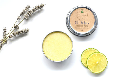 Crema Balsamo Chill Ya Balm – Labbra Mani e Corpo
