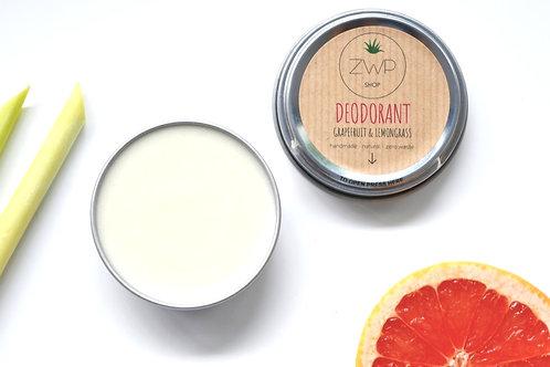 Deodorante  Pompelmo e Lemongrass - Zero Waste Path